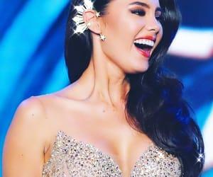 beautiful, earrings, and beauty image
