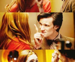 doctor who, matt smith, and awwh image