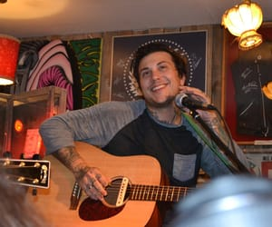 frank iero, music, and my chemical romance image
