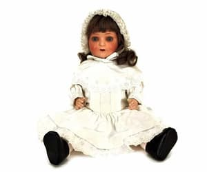 antique toys, etsy, and victorian doll image