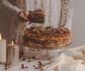 brunch, cake, and delicious image