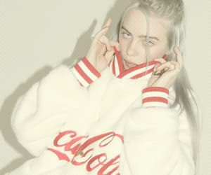 girl and billie eilish image