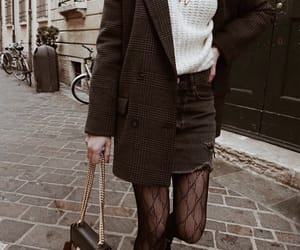 bags, blazer, and classy image