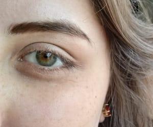 eyes, green eyes, and light eyes image