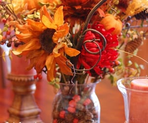 decorate, fall, and home sweet home image