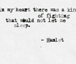 fighting, sleep, and heart image