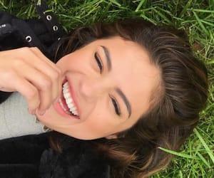 selena gomez, beautiful, and smile image