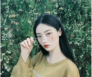 aesthetic, asian girl, and soft image