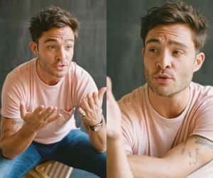 ed westwick and cute image