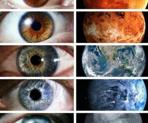 earth, planet, and universe image