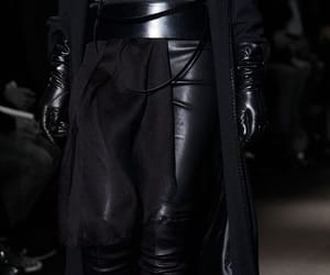 black, leather, and the arcana image