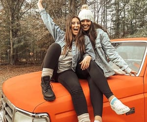 beauty, besties, and bffs image