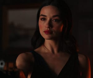 Gotham, crystal reed, and sofia falcone image