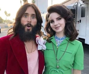 gucci, jared leto, and lana del rey image