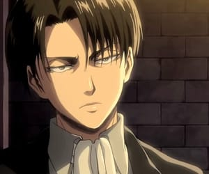 attack on titan, levi ackerman, and levi image