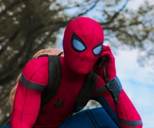 home coming, movie, and spiderman image