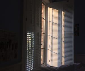aesthetic, light, and window image