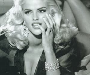 anna nicole smith, guess, and model image