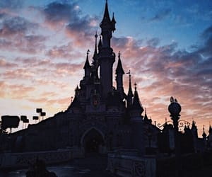 beautiful, blue, and disney image
