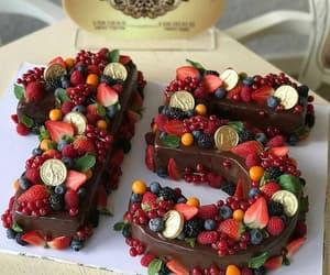 chocolate, 15, and cake image