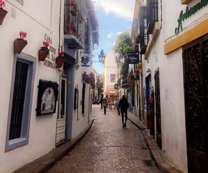 alleyway, Cordoba, and picturesque image