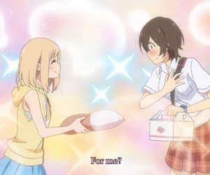 asagao to kase-san and anime image