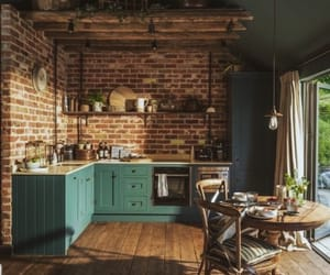 cozy, kitchen, and decor image