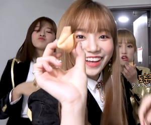 izone, yujin, and yena image