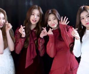 hyewon, wonyoung, and izone image