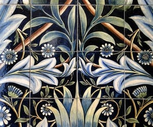 architecture, pattern, and tile image