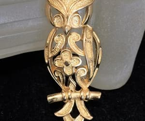 animal, vintage jewelry, and holiday gift idea image