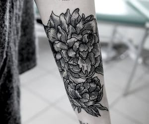 andrey, arms, and flowers image
