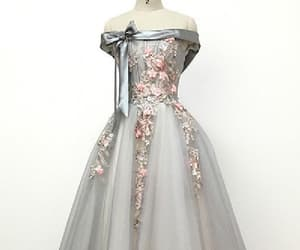 a-line bridesmaid dresses, lace prom dresses, and grey bridesmaid dresses image