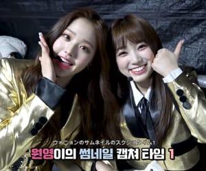 lq, wonyoung, and nako image