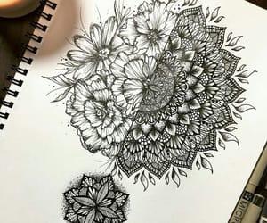 art, arte, and dibujos image