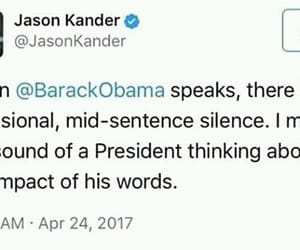 speaking, words, and president obama image