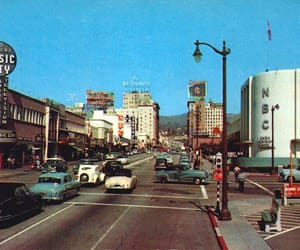 vintage and city image