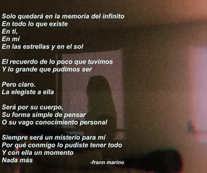frases, love, and frases sad image