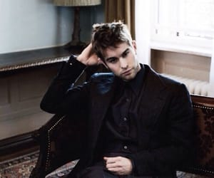 Chace Crawford, gossip girl, and perfect image