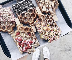dessert, pretty, and yummy image