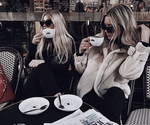 best friend, coffee, and my image