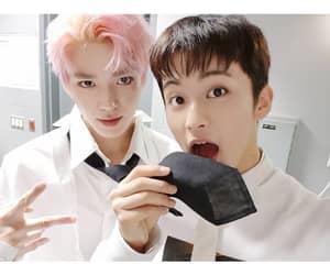 mark lee, lee taeyong, and lee minhyung image