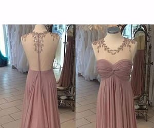 prom dress, long evening dresses, and simple evening dresses image