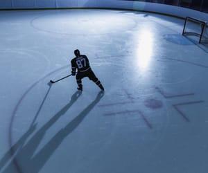 Ice Hockey, sidney crosby, and hockey image