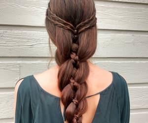 braid, diy, and strands image