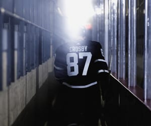 hockey, pittsburgh penguins, and Ice Hockey image