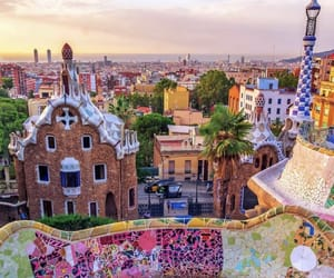 Barcelona, beautiful, and cities image