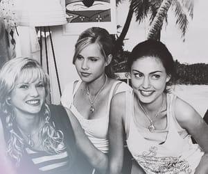 cariba heine, phoebe tonkin, and claire holt image