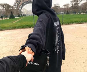 black and paris image