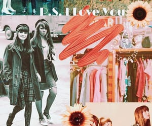 60's, Collage, and vintage image
